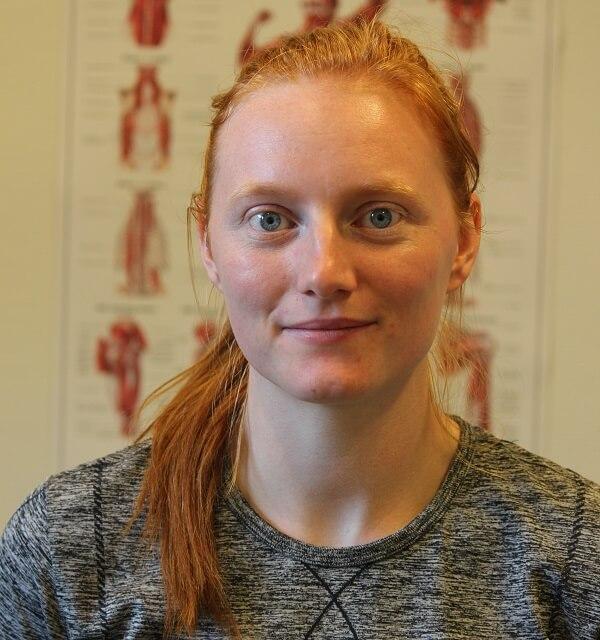 Fysioterapeut Lena Bach